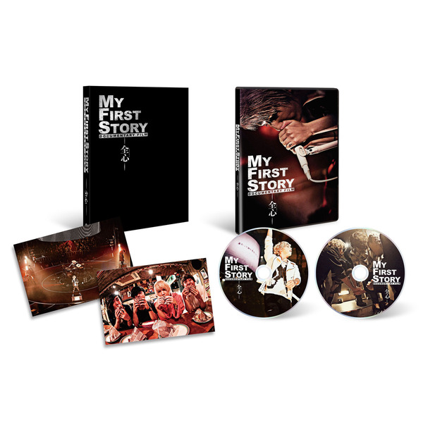 MY FIRST STORY DOCUMENTARY FILM ―全心―<予約購入特典:クリアチケットホルダー付き>(Blu-ray Disc)