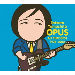 OPUS~ALL TIME BEST 1975-2012~(初回盤)