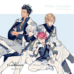 Claw Knights「White Nostalgia」<セブンネット限定:ポストカード>