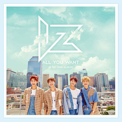 IZ/1ST MINI ALBUM : ALL YOU WANT(輸入盤)