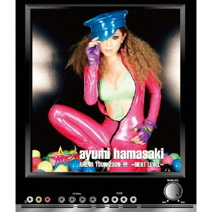 浜崎あゆみ/ayumi hamasaki ARENA TOUR 2009 A ~NEXT LEVEL~(Blu-ray Disc)