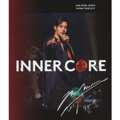 "キム・ヒョンジュン/KIM HYUN JOONG JAPAN TOUR 2017 ""INNER CORE"" 通常版(Blu-ray Disc)"