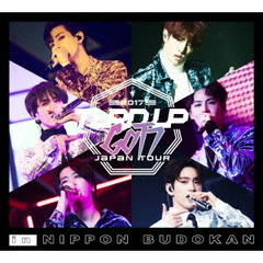 "GOT7 Japan Tour 2017""TURN UP""in NIPPON BUDOKAN(完全生産限定盤)[ESXL-157/8][Blu-ray/ブルーレイ]"