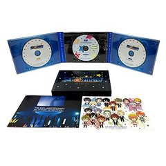 THE IDOLM@STER SideM 1st STAGE ~ST@RTING!~ Live Blu-ray [Complete Side] <完全生産限定版>【アンコールプレス商品】(Blu-ray Disc)