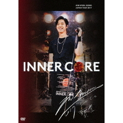 "キム・ヒョンジュン/KIM HYUN JOONG JAPAN TOUR 2017 ""INNER CORE"" 通常版"