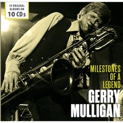 GERRY MULLIGAN/19 ORIGINAL ALBUMS(10枚組)(輸入盤)