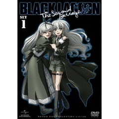 BLACK LAGOON The Second Barrage DVD SET 1