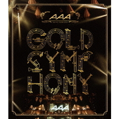AAA/AAA ARENA TOUR 2014 ?Gold Symphony?(Blu?ray Disc)