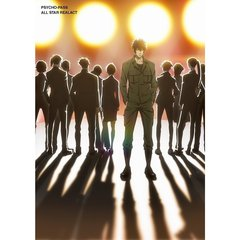 朗読劇 PSYCHO-PASS サイコパス -ALL STAR REALACT-(Blu-ray Disc)