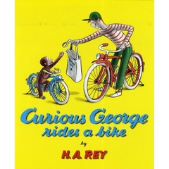 【洋書】Curious George Rides a Bike