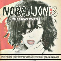 【輸入盤】NORAH JONES/LITTLE BROKEN HEARTS