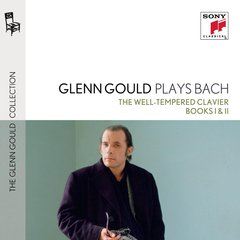 GLENN GOULD/J.S.BACH : WELL TEMPERED I II(輸入盤)