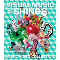 SHINee/VISUAL MUSIC by SHINee ~music video collection~(Blu-ray Disc)