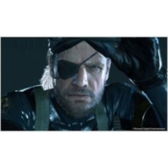 PS4 METAL GEAR SOLID V:  GROUND ZEROES + THE PHANTOM PAIN