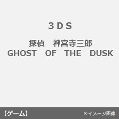 3DS 探偵 神宮寺三郎 GHOST OF THE DUSK