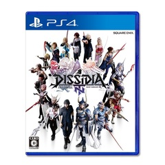 PS4 DISSIDIA FINAL FANTASY NT
