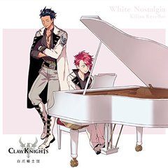 Claw Knights「White Nostalgia」初回限定盤D<セブンネット限定:ポストカード>