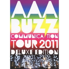 AAA BUZZ COMMUNICATION TOUR 2011 DELUXE EDITION[AVBD-91893/4][DVD]