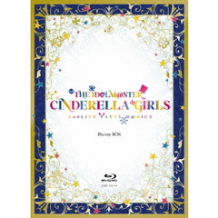 THE IDOLM@STER CINDERELLA GIRLS 2ndLIVE PARTY M@GIC!! Blu-ray BOX <完全限定生産>(Blu-ray Disc)
