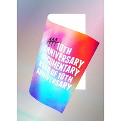 AAA/10th ANNIVERSARY Documentary ?Road of 10th ANNIVERSARY? (Blu?ray Disc)