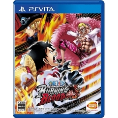 PSVita ONE PIECE BURNING BLOOD