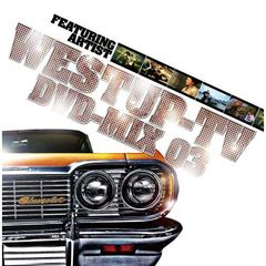 Westup-TV DVD-MIX 03 mixed by DJ T!GHT