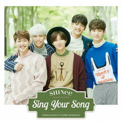 SHINee/Sing Your Song