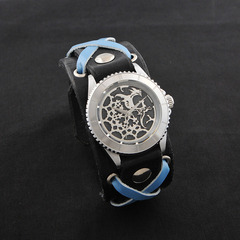 GRANBLUE FANTASY × Redmonkey Wristwatch BLACK MEN'S SIZE