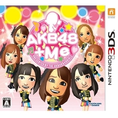 3DS AKB48+Me