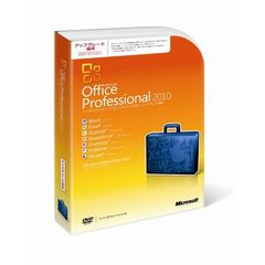 Office 2010 Office Professional 2010アップグレード優待(PCソフト)