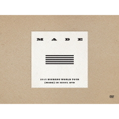 2015 BIGBANG WORLD TOUR[MADE]IN SEOUL DVD[AVBY-58337/40/BC][DVD]