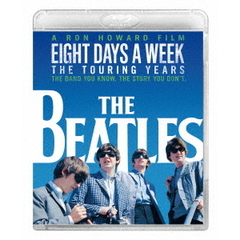 ザ・ビートルズ EIGHT DAYS A WEEK ‐The Touring Years Blu-ray スタンダードエディション <セブンネット特典:ポストカード3枚セット付き>(Blu-ray Disc)