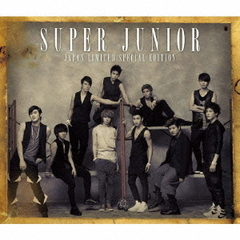SUPER JUNIOR JAPAN LIMITED SPECIAL EDITION ?SUPER SHOW3 開催記念盤?