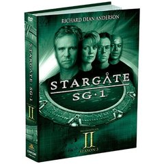 スターゲイト SG-1 SEASON 3 DVD The Complete Box II