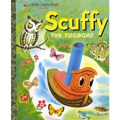 【洋書】Scuffy the Tugboat