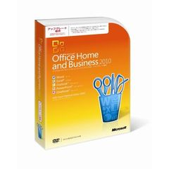 Office 2010 Office Home&Business 2010アップグレード優待(PCソフト)