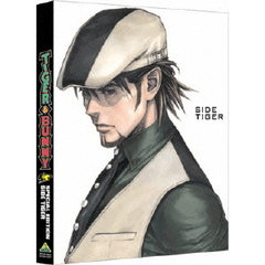 TIGER & BUNNY SPECIAL EDITION SIDE TIGER (Blu?ray Disc)