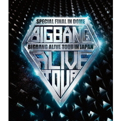 BIGBANG/BIGBANG ALIVE TOUR 2012 IN JAPAN SPECIAL FINAL IN DOME -TOKYO DOME 2012.12.05-(Blu?ray Disc)