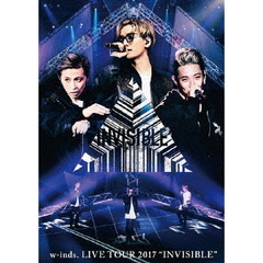 "w-inds./w-inds. LIVE TOUR 2017 ""INVISIBLE"" <通常盤> DVD"