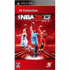 PSP NBA2K13 (2K Collection 廉価版)