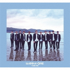 Wanna One/「1×1=1(TO BE ONE)」(Sky Ver.) -JAPAN EDITION- (CD+DVD)