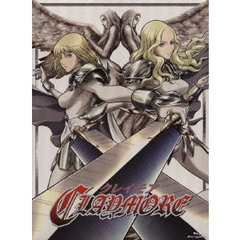 CLAYMORE クレイモア Blu-ray BOX(Blu-ray Disc)