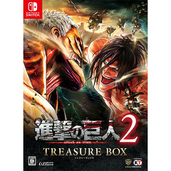 NINTENDO SWITCH 進撃の巨人2 TREASURE BOX