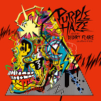 PURPLE HAZE Mixed by DJ Dirt Flare a.k.a. Prince of Asia