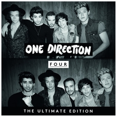 【輸入盤】ONE DIRECTION / FOUR(ULTIMATE EDITION/CD SIZE/LTD)