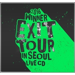 WINNER/2016 WINNER EXIT TOUR IN SEOUL(輸入盤)