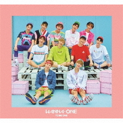 Wanna One/「1×1=1(TO BE ONE)」(Pink Ver.) -JAPAN EDITION- (CD+DVD)