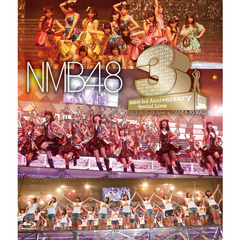 NMB48/NMB48 3rd Anniversary Special Live<セブンネット限定LIVE生写真1枚>(Blu-ray Disc)