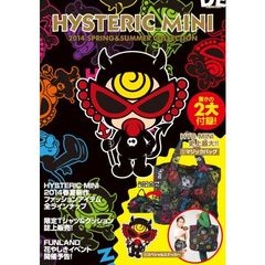 HYSTERIC MINI 2014 SPRING&SUMMER COLLECTION(セブンネット限定ステッカー特典付き)