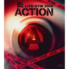 B'z/B'z LIVE-GYM 2008 -ACTION-(Blu-ray Disc)